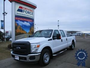 2016 Ford Super Duty F-350 Crew Cab 2WD w/8.1' Box, Bluetooth