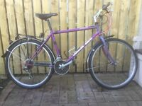 TOWN/TOURING BIKE FOR SALE, BARGAIN PRICE.