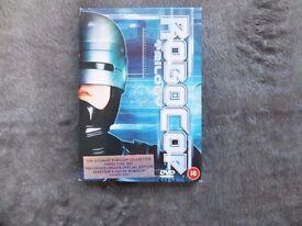 Robocop Trilogy DVD box set