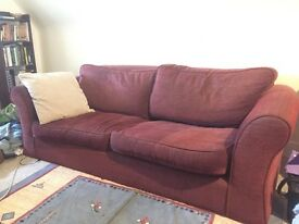Comfy Sofa, good condition