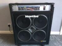 Hartke VX3500 Bass Combo Amp