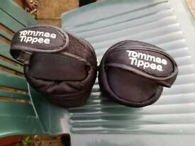 2x tommee tippee thermal bottle bags