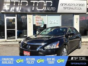 2015 Nissan Altima 2.5 S ** Bluetooth, Backup Camera, New tires