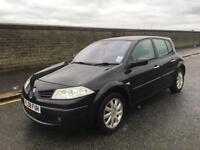 Renault Megane tech run 1.5 dci 2008 £995