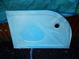 Brand New Quadrant Shower Tray