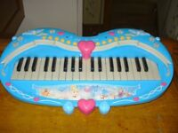 Child's Disney Keyboard