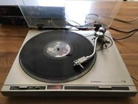 Pioneer PL200 old record deck