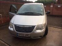 Chrysler voyager se 2.5 crdi 55 plate 7 seater low miles long mot £750