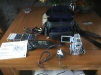 Samsung Vp-D230 Camcorder Complete
