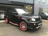 Land Rover Range Rover Sport 2.7 TD V6 HSE 5dr WIDE ARCH EN KAHNZ BURUGZAI EDITION
