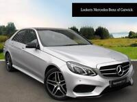 Mercedes-Benz E Class E220 BLUETEC AMG NIGHT EDITION PREMIUM (silver) 2016-03-24