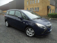 Vauxhall Zafira Exclusiv CDTi Auto Diesel 0% FINANCE AVAILABLE