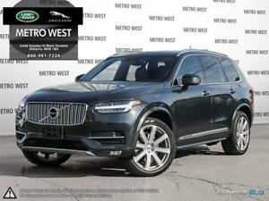 2018 Volvo XC90 T6 Inscription-Clim|Vision|Conv|160,000kmWRT