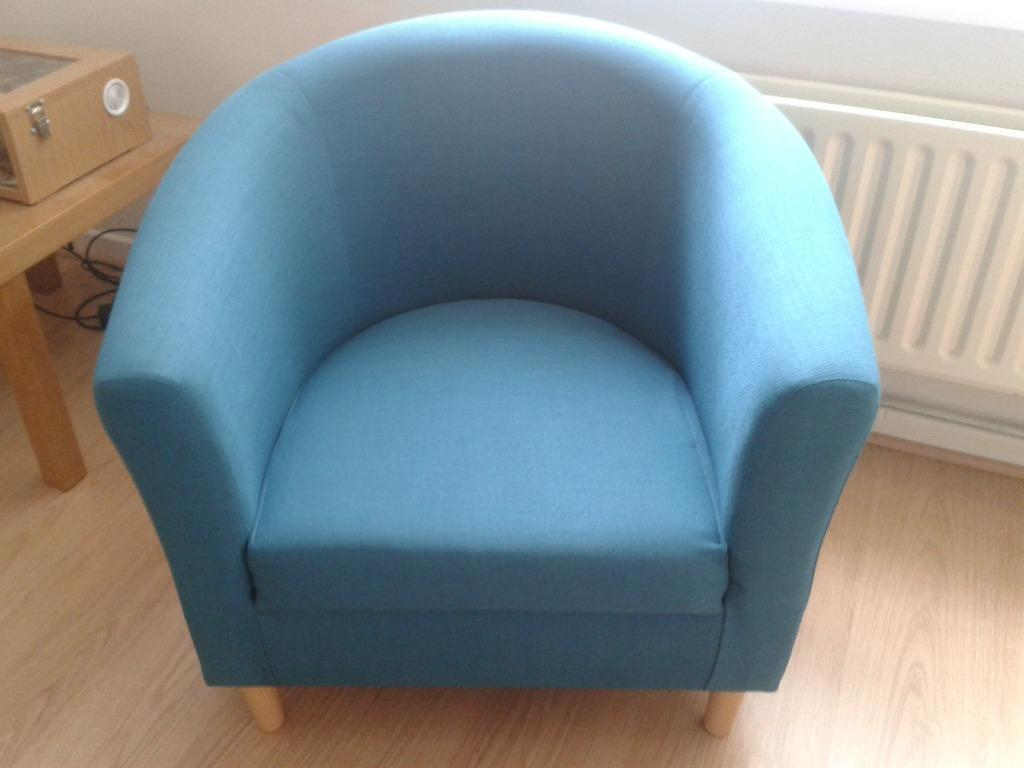 Teal Tub Chair In Newtownabbey County Antrim Gumtree