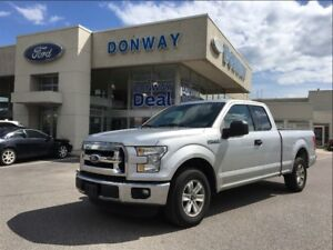 2015 Ford F-150 SUPERCAB - XLT | 6.5FT BED| 5L V8| LOW KM!