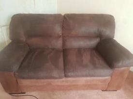 **FREE** 2+3 seater sofas