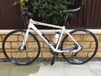 Boardman Hybrid Comp Bike 2014