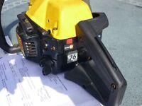 Petrol Maculloch 335 Chainsaw