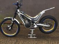 Sherco 290 trials