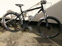 Fire Eye Flame 2015 Mens Mountain Bike like kona, specialized,cotic,identiti,giant.marin downhill am