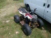 Aeon revo 2 R100 2 stroke quad