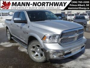 2015 Ram 1500 Laramie | Hemi, Navigation, Remote Start.