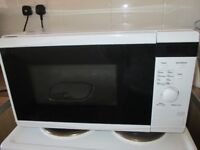 Microwave oven in very good order