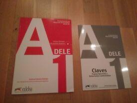 Preparation for Spanish International Certification A1 - Brand new - Half Price