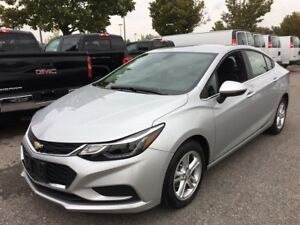 2016 Chevrolet Cruze LT 1.4L Turbo Bluetooth Touchscreen Backup