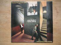 Manfred Mann's Earthband Angel Station Bron 516 + Lyric Insert