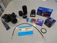 Praktica BC1 Camera Bundle