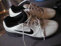 Ladies NICKE Golf Shoes.