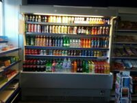 Interlevin sp60 slimline multideck fridge