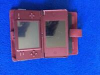 Ds xl and games