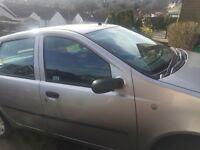 Fantastic Fiat Punto - lady owner 18000 genuine mikes