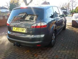 2009 FORD S -MAX 1.8 TDCI 7 SEATER