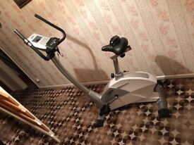DKN AM-5i Exercise Bike - Minimal Use, Good Condition, Needs Collection