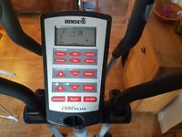 Perfect working order cross trainer