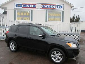 2011 Toyota RAV4 AWD!! SUNROOF!! 17 INCH ALLOYS!! AC!!