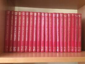 Arthur Mee's Children's Encyclopaedia 1963. Complete 20 Volumes 1A - 10B
