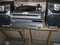 Stereo system separate