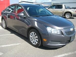 2011 Chevrolet Cruze LT Turbo | Spacious!