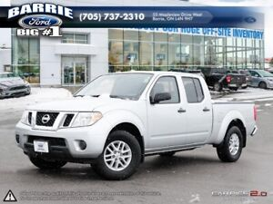 2018 Nissan Frontier SL Previous Daily Rental