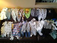 baby boy clothes: 6 months