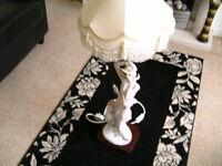 porcelin table lamp