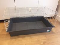 Large Ferplast pet cage for small animals - 90 x 55 cm