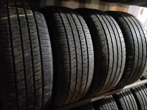 4 summer tires Michelin latitude hp 235/60r18 tt