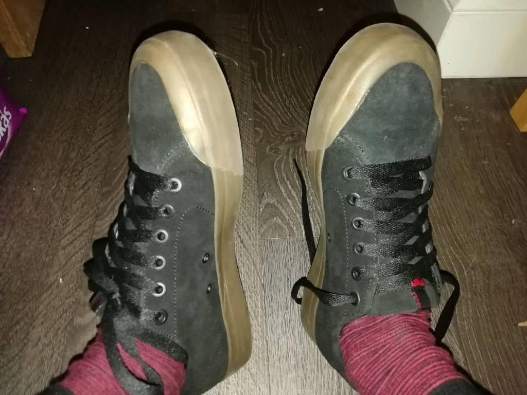 DC Evan Lo Zero Skate shoes - UK 8. Hackney 398b121b5