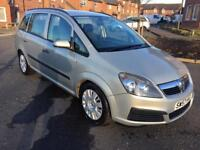 2008 Vauxhall Zafira Life 1.6 MOT November 2018! Immaculate Condition Throughout!