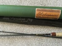 Fly Rod, Shakespeare President Fly HMX Graphite, 1790 270